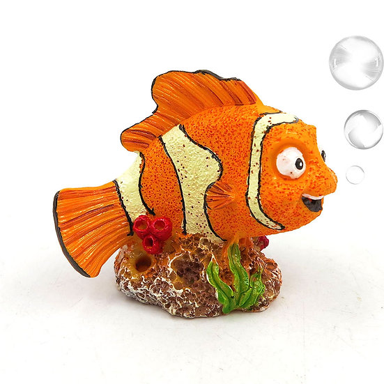 Air Driven Clownfish  (9cm)