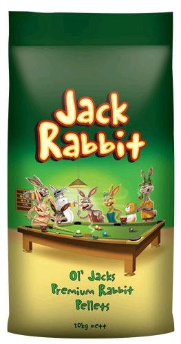 Ol' Jacks Premium Rabbit Pellets 20kg