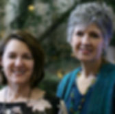Terri & Mary Sue, owners of Willow Weddings and Events