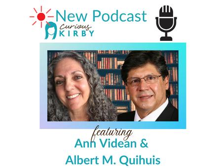 How Authors Ann Videan and Albert Quihuis Use Social Media