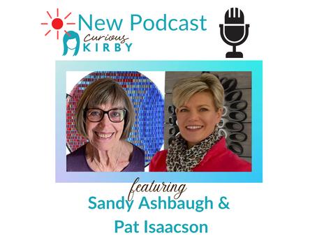 3D Art & Social Media Marketing with Sandy Ashbaugh and Pat Isaacson