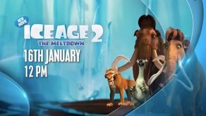 Chilliness continues on Disney Channel India with the premiere of Ice Age 2