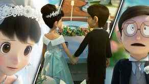 Encountering the marriage of Nobita and Shizuka, our beloved characters are trending Worldwide