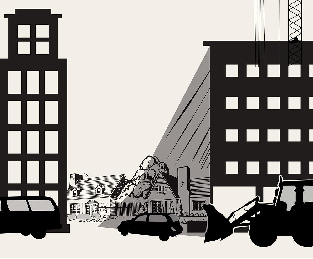 Denver Yimby: Shading affordable homes