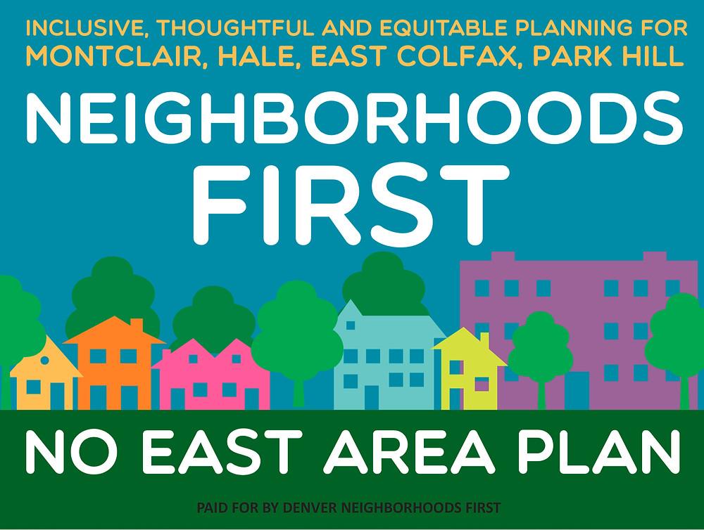 Denver Yimby: Neighborhoods First