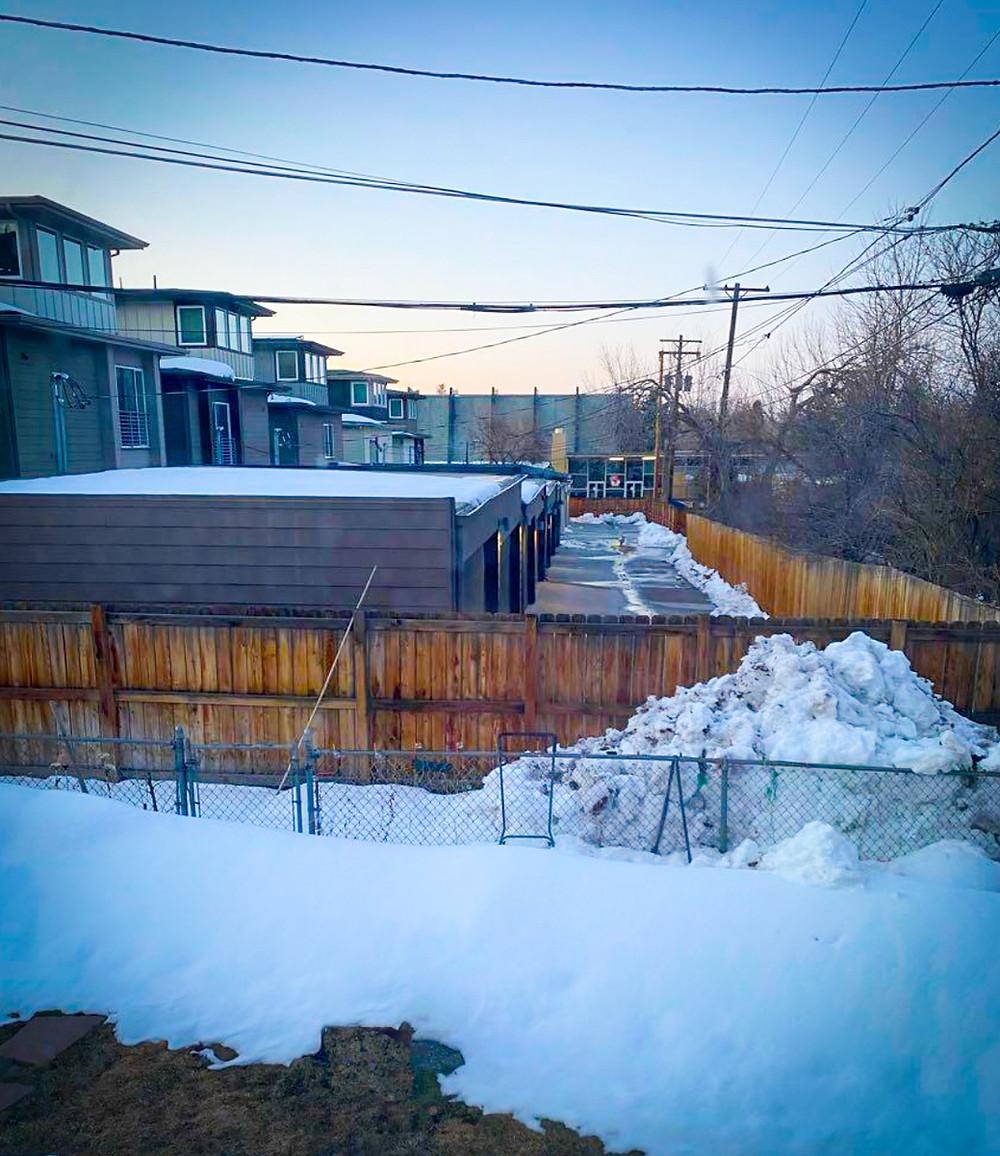 Denver YIMBY: Flooding caused by Denver Development