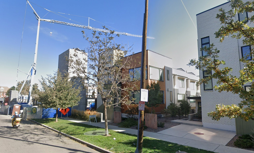 Denver Yimby: Non-stop building in Denver covering all permeable ground