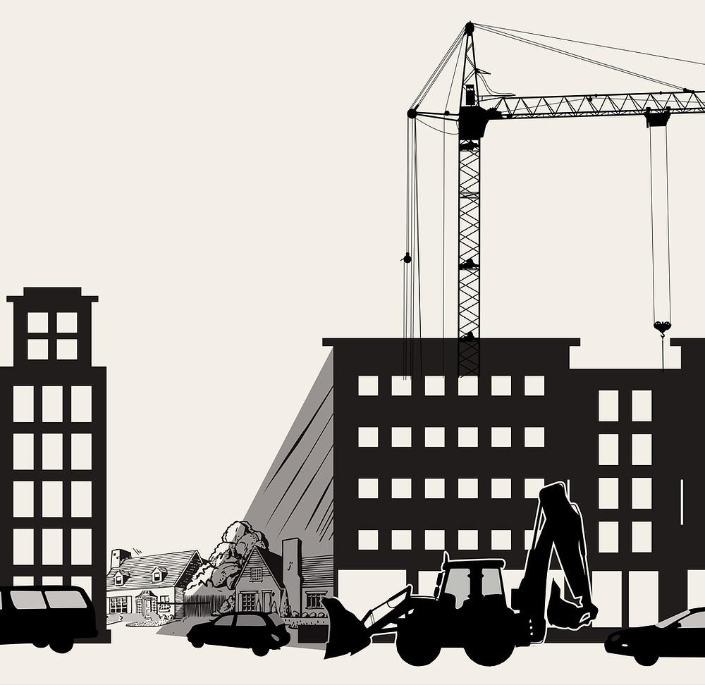 Denver Yimby: Denver's Development Problem - shading affordable homes
