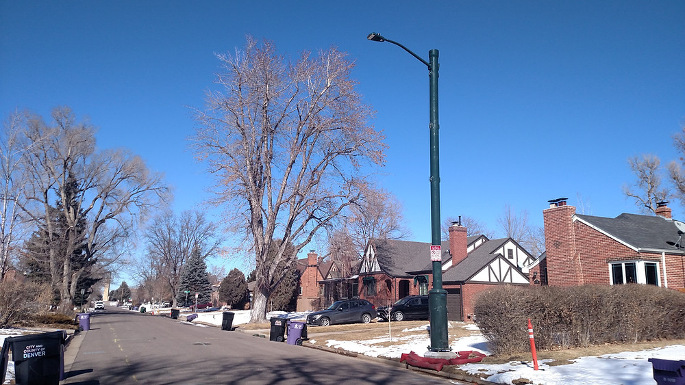 Yimby Denver: 5G Towers put in front yards without advance notice