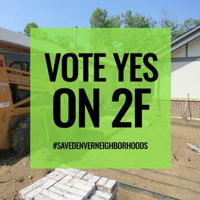 Denver 2F 2021 - Vote Yes!