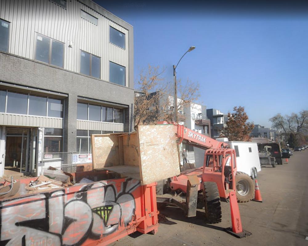 Yimby Denver: Construction everywhere