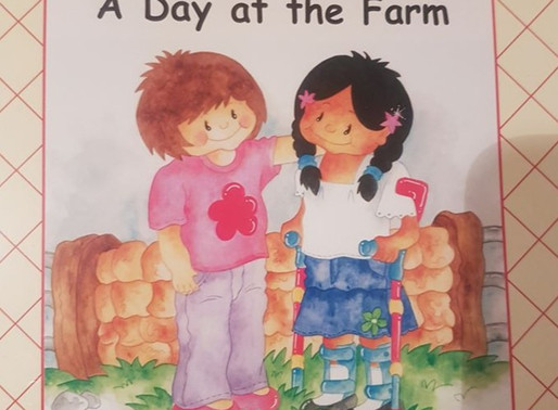 Inclusion in Story Books for EYFS and KS1: My motivation to write 'Hattie and Friends'