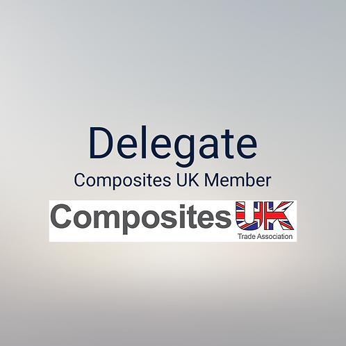 Composites UK Member Pass - FPCC