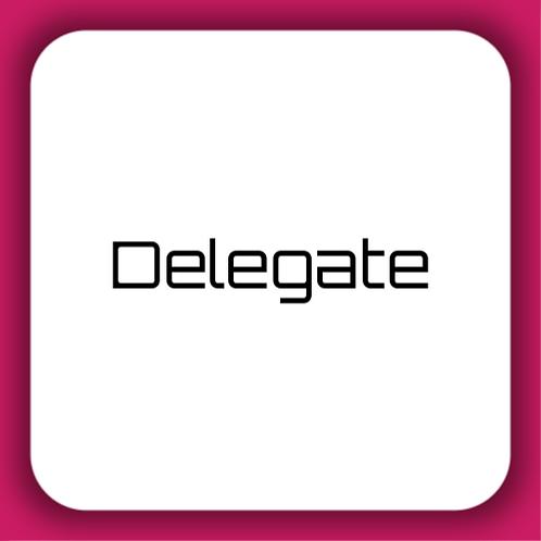 SpaceAM Delegate