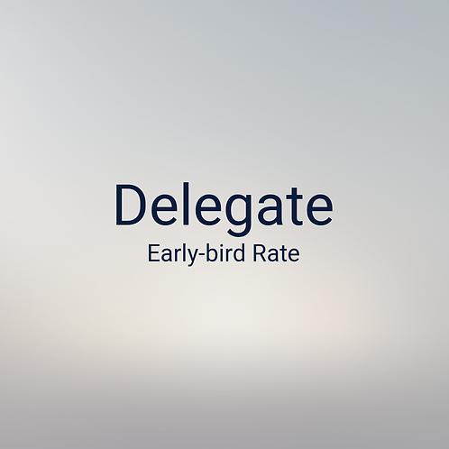 Delegate Pass - FPCC