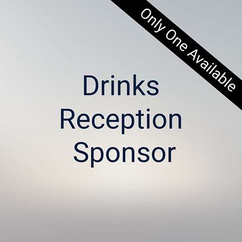 Drinks Reception Sponsor - FPCC