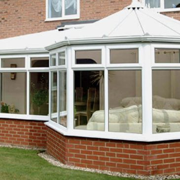 PROSEAL Conservatory P-Shaped