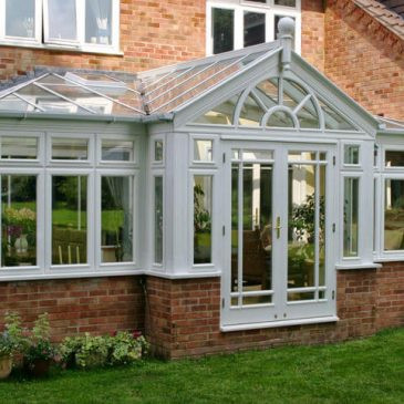 PROSEAL Conservatory T-Shaped