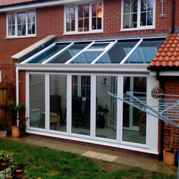 PROSEAL Conservatory Lean-To