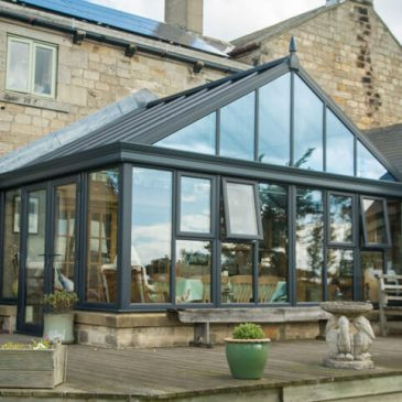 PROSEAL Conservatory Gable