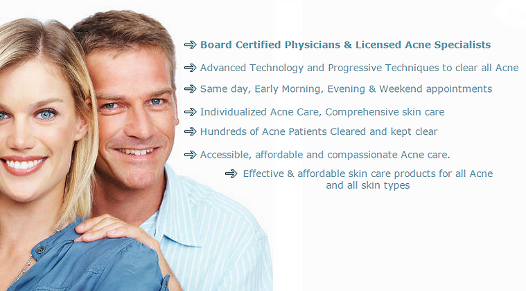 Licensed Acne Specialists in Boston MA