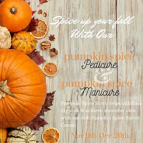 Pumpkin Spice Combo