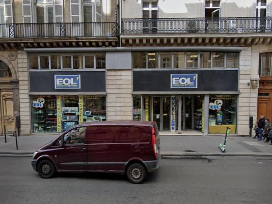 Boutique - 3 rue du Louvre 75001 Paris