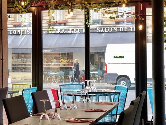 Bar Brasserie - PARIS Notre Dame
