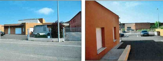 Immeuble à usage professionnels - Hérault