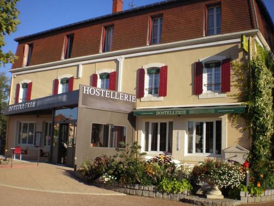 Hôtel Restaurant - Murs & Fonds - Saône-et-Loire