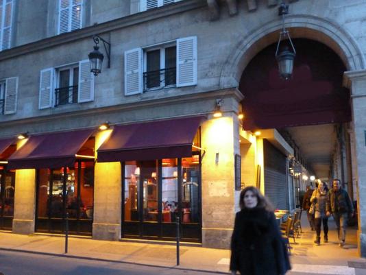 Bar Brasserie PARIS 01 (TUILERIES )