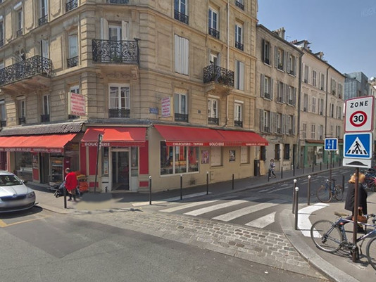 Boucherie - charcuterie -alimentation générale (96 m²) - PARIS 14.