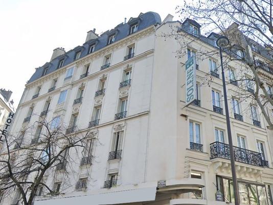 Hôtel 2 étoiles - PARIS 17