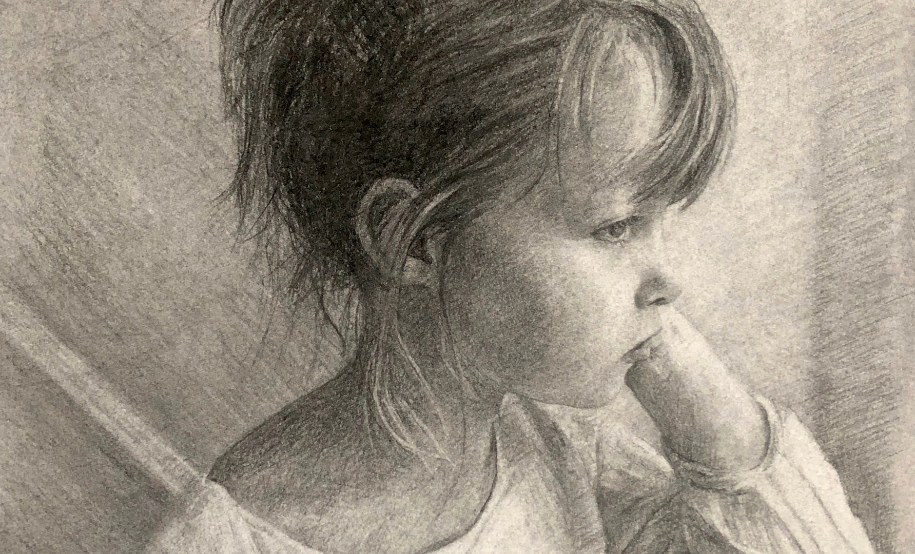 Lockdown-portrait-young-girl-charcoal_ed