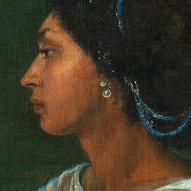 Homage to Joanna Wells (detail)