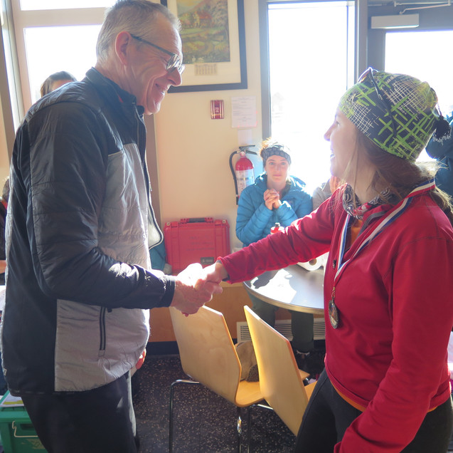 Cross Country Loppet Awards