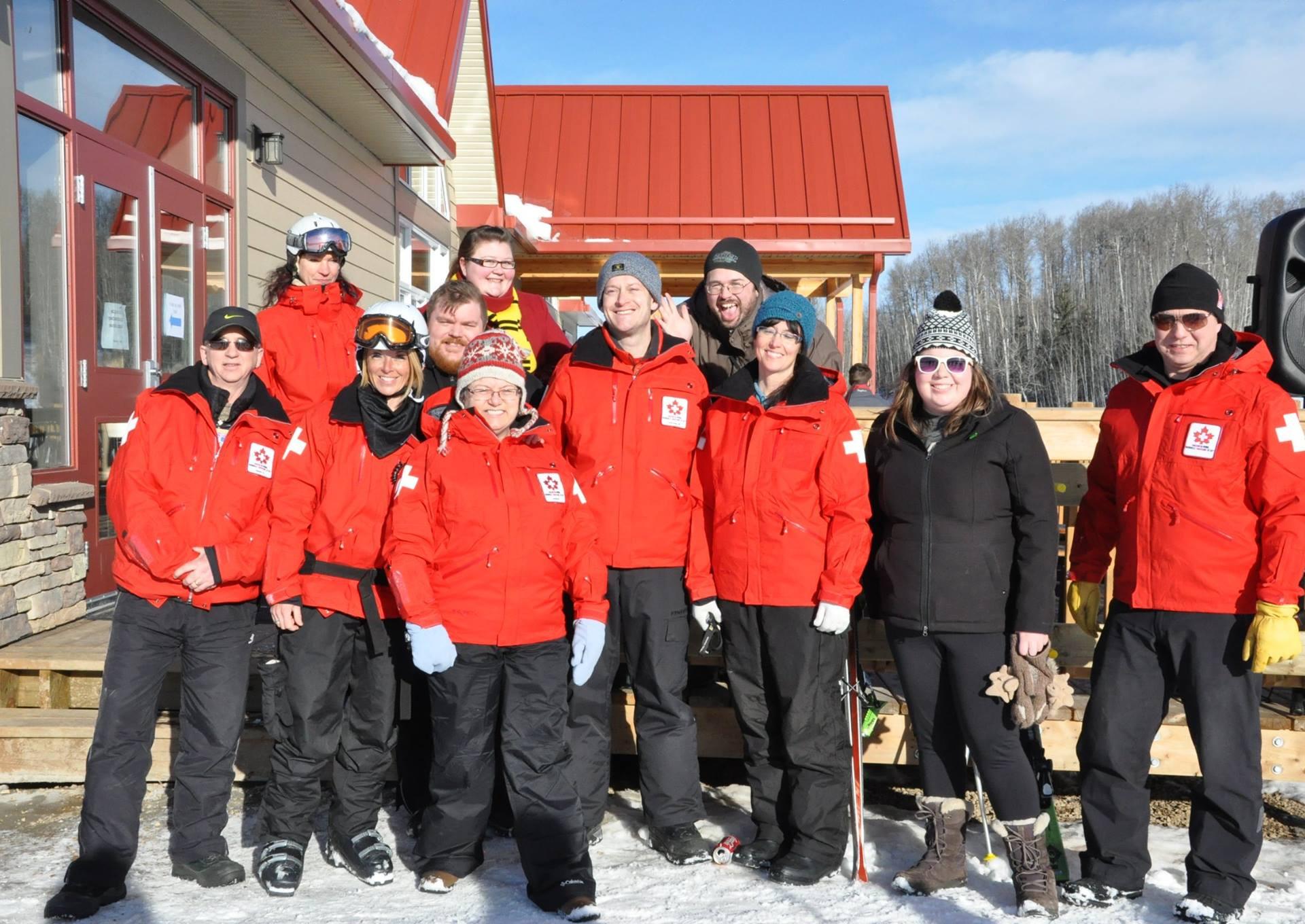 Tawatinaw Valley Ski Patrol Team