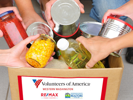 Help Feed the Hungry in Western Washington