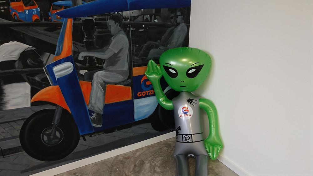 Coworking Alien in Thong Lo