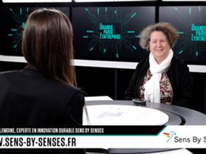 """Interview """"Les Grands Paris de l'Entreprise"""""""