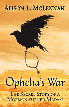 Ophelia's War book cover