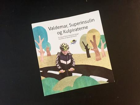 En super børnebog som forklare hvad diabetes er på en sød og sjov måde!
