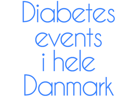 Diabetes events i hele danmark 😄