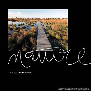 Nature, the universe and us. Everything