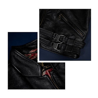 Leather is our passion!__#philippethomas