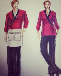 #asian inspired #restaurant #chef #serve