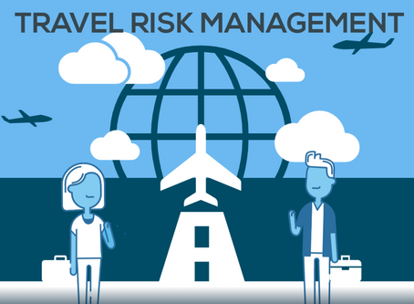 INTRODUCTION TO TRAVEL RISK MANAGEMENT