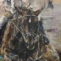 """「馬·也」期間限定展覽 """"EquineArt by Kailing Lo"""" Pop-up Exhibition"""