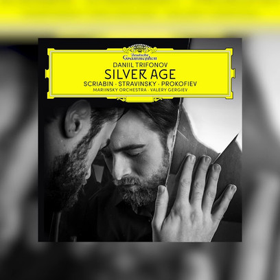 Daniil Trifonov Silver Age 2CD