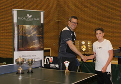 Winner of the Barratt Homes Trophy
